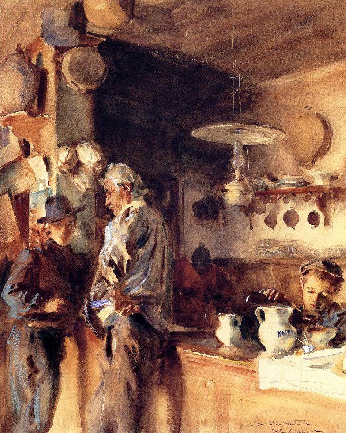 A Spanish Interior