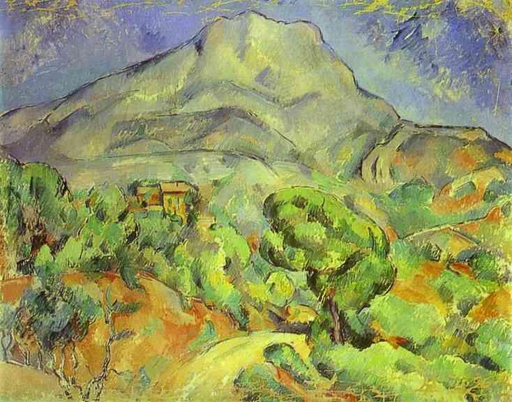 Mount Sainte Victoire