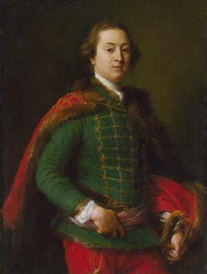 Portrait of John Woodyeare