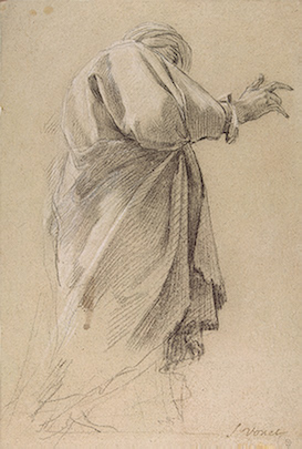 Study of a Male Figure