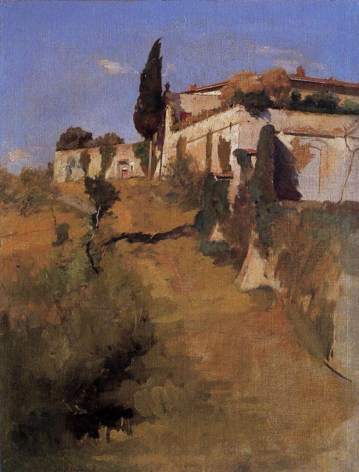 Villa Castellani, Belloguardo