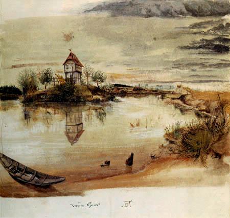 A House on the Pond