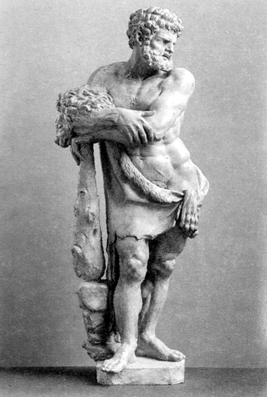 Hercules Standing