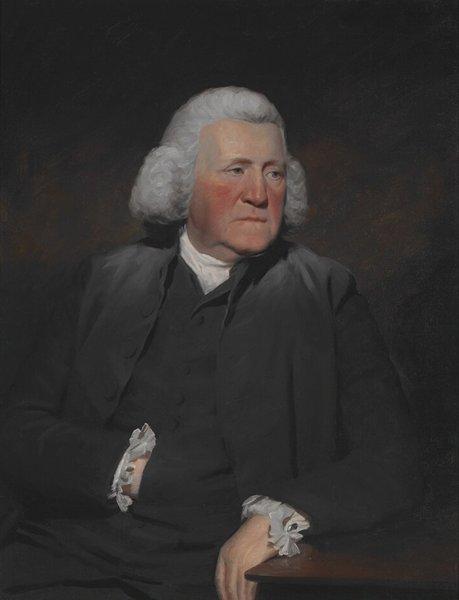 Portrait of George Wood