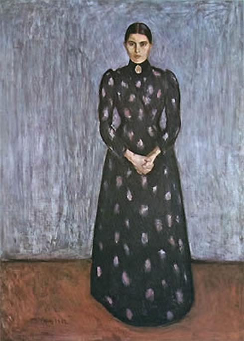 Portrait of Inger