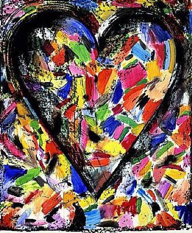 The Confetti Heart
