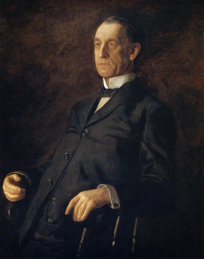 Portrait of Asburyh W. Lee