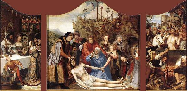 Saint John Altarpiece