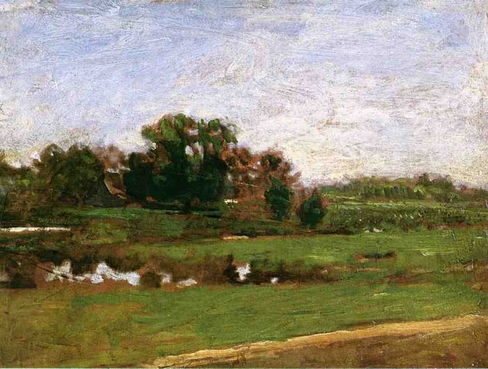 Study for the Meadows, Gloucester, New Jersey