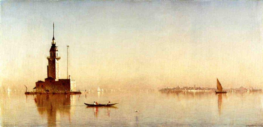 Leander's Tower on the Bosphorus