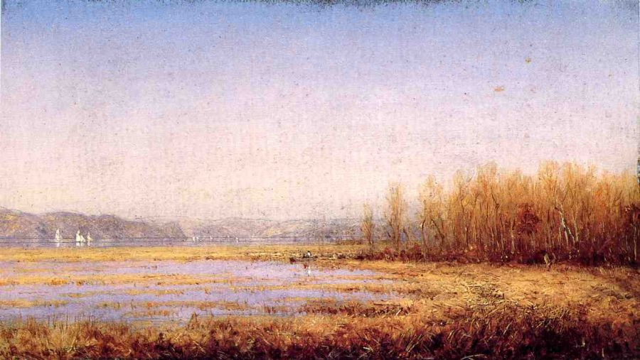 Marshes of the Hudson