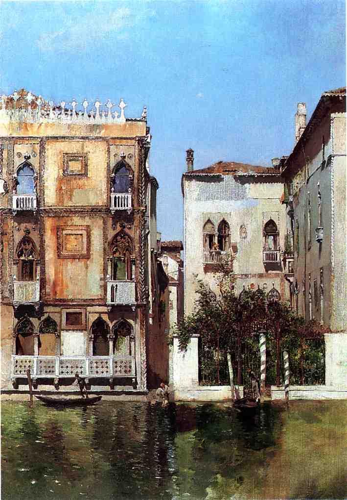 La Ca d'Oro, Venice