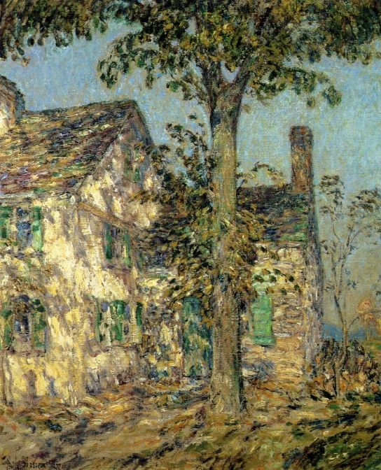 Sunlight on an Old House, Putnam