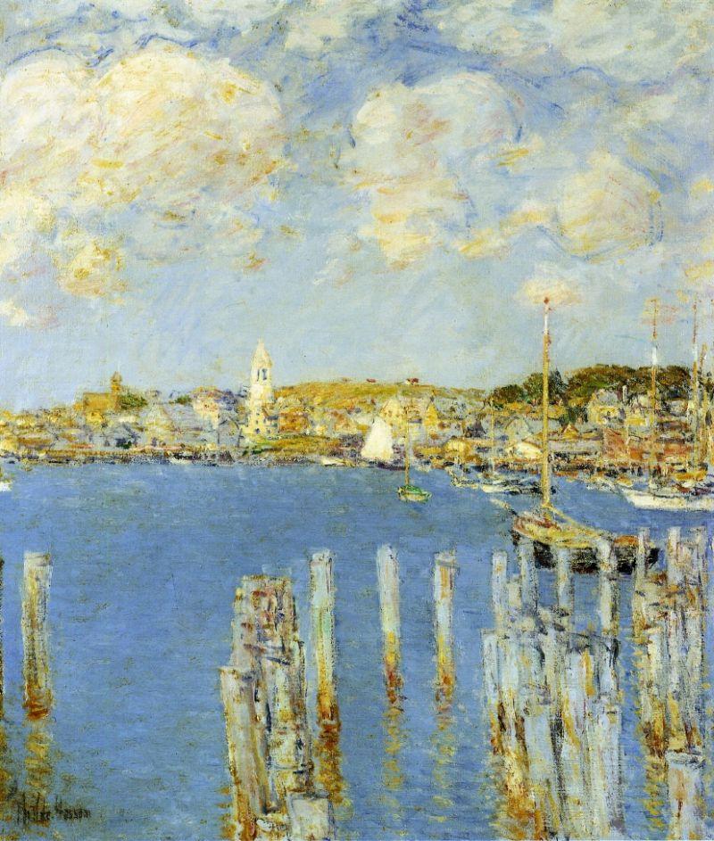 Gloucester Inner Harbor