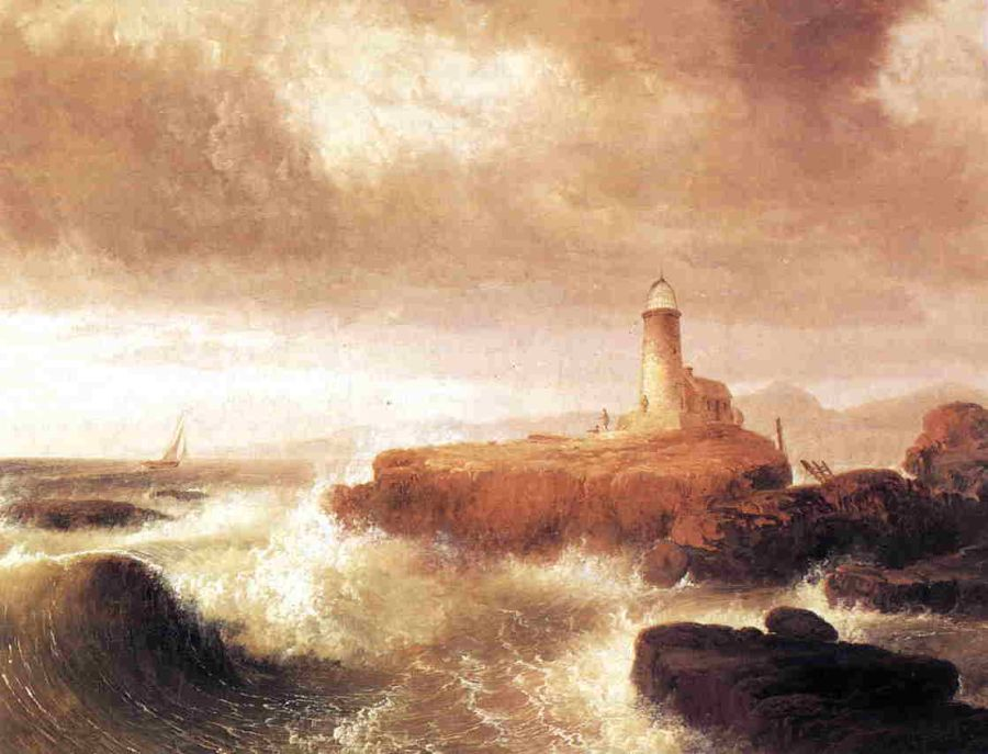 Desert Rock Lighthouse