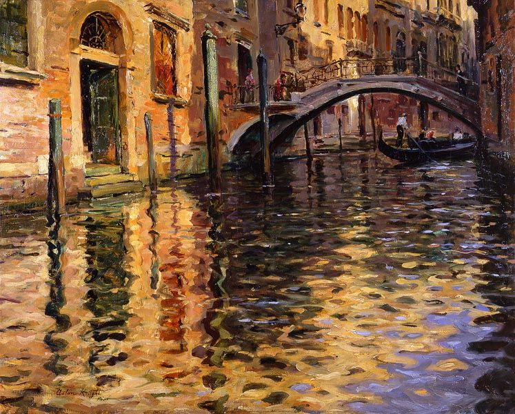 Pont del Angelo, Venice