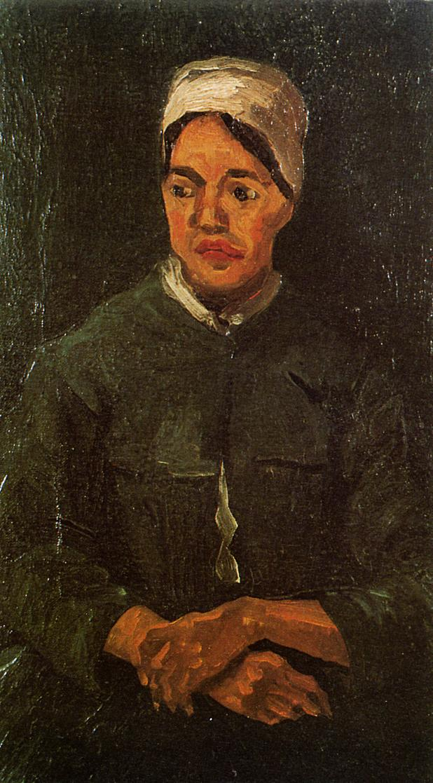 Peasant Woman Seated