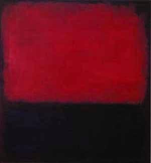 Mark Rothko No 14 Red