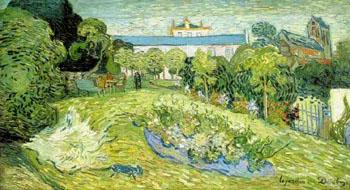 Vincent van Gogh Daubigneys Garden 1 1890