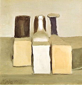 Georgio Morandi Still Life 1955