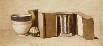 Georgio Morandi Still Life 1951
