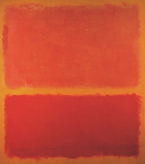 Mark Rothko No 31 Yellow Stripe