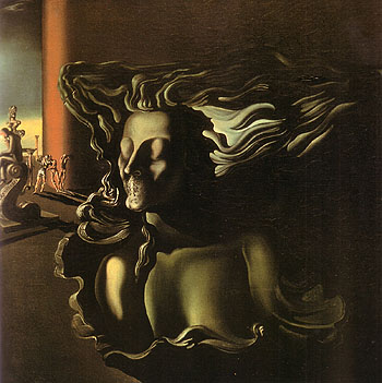 Salvador Dali The Dream 1931