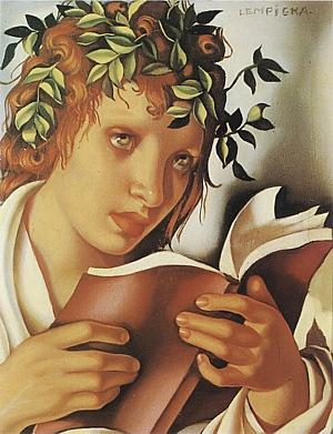 Tamara de Lempicka Graziella 1937