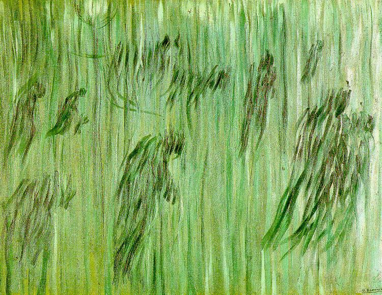 Umberto Boccioni States of Mind II