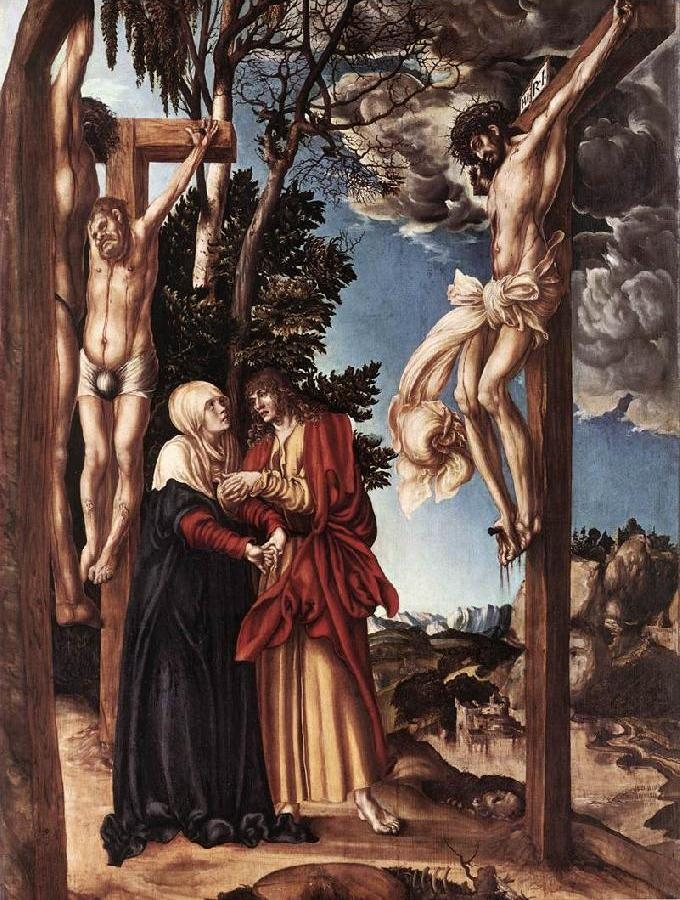 Crucifixion inso
