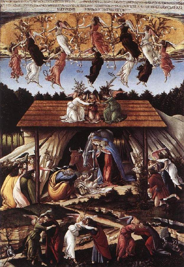 Mystical Nativity fg