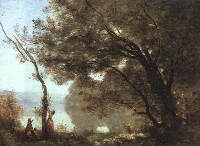 Souvenier de Mortefontaine, salon of 1864