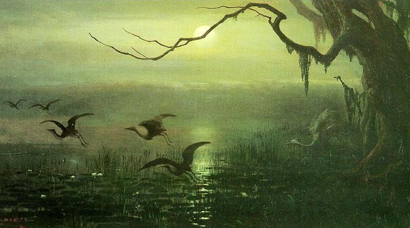 Phantom Crane
