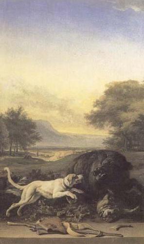 Boar Hunt (mk14)