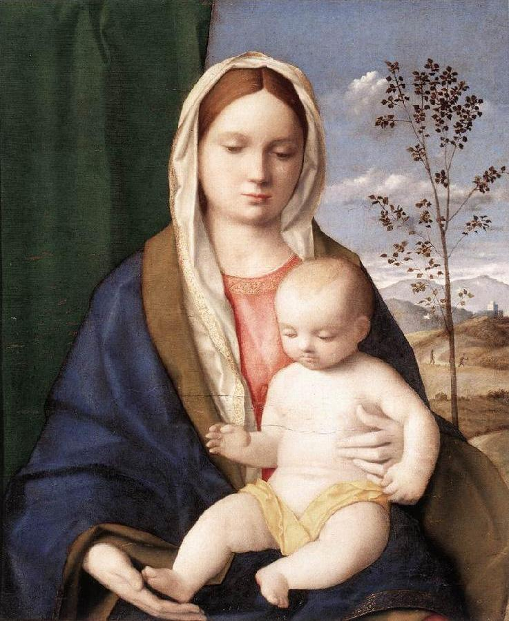 Madonna and Child mmmnh