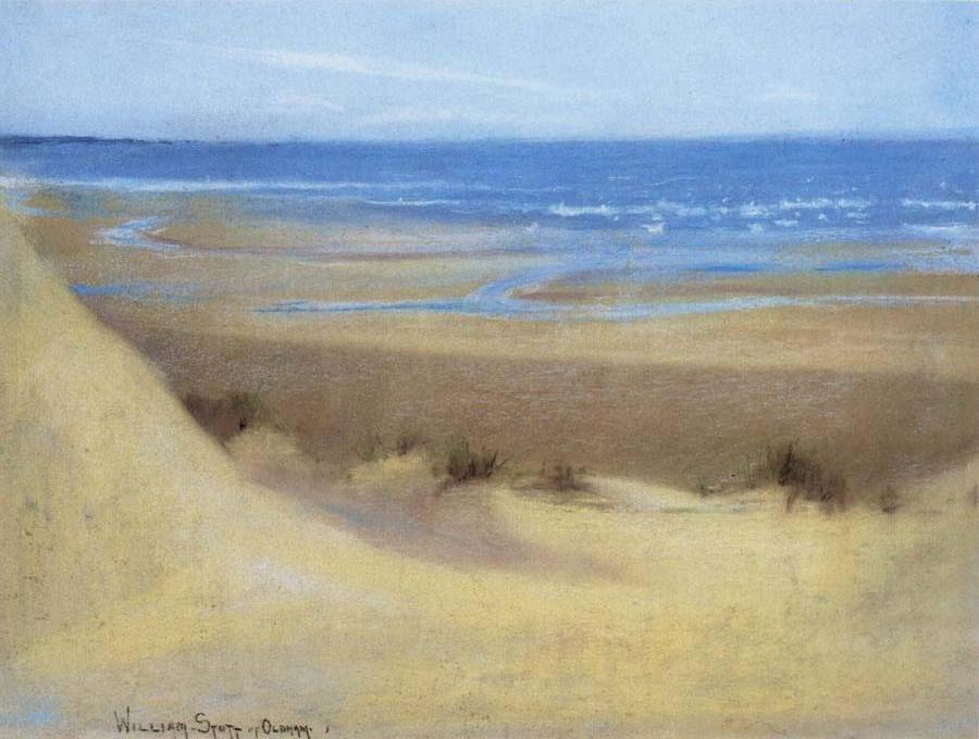 Sparking Sea