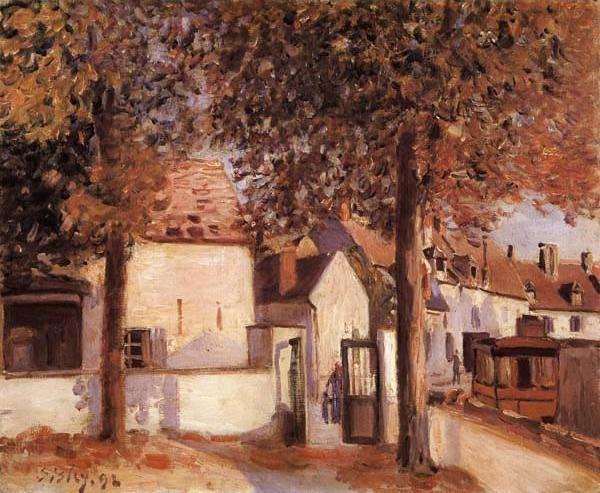 View in Moret