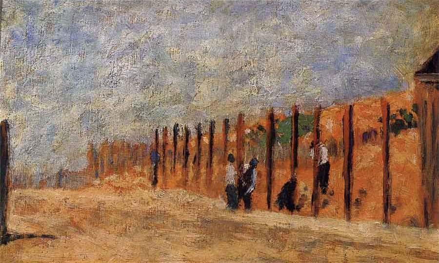 Piling Farmer