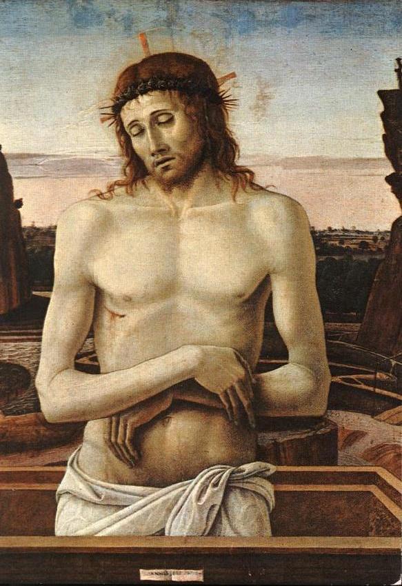 Dead Christ in the Sepulchre (Pieta)