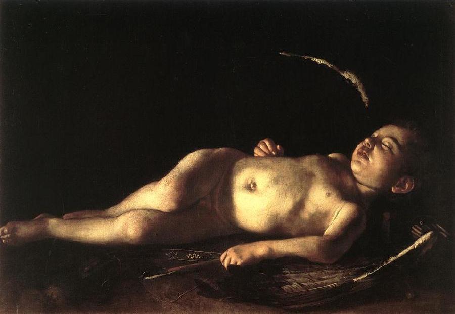 Sleeping Cupid gg