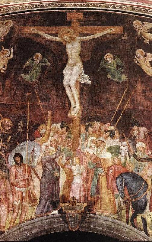 Crucifixion (detail) jj