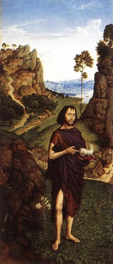 St John the Baptist fd