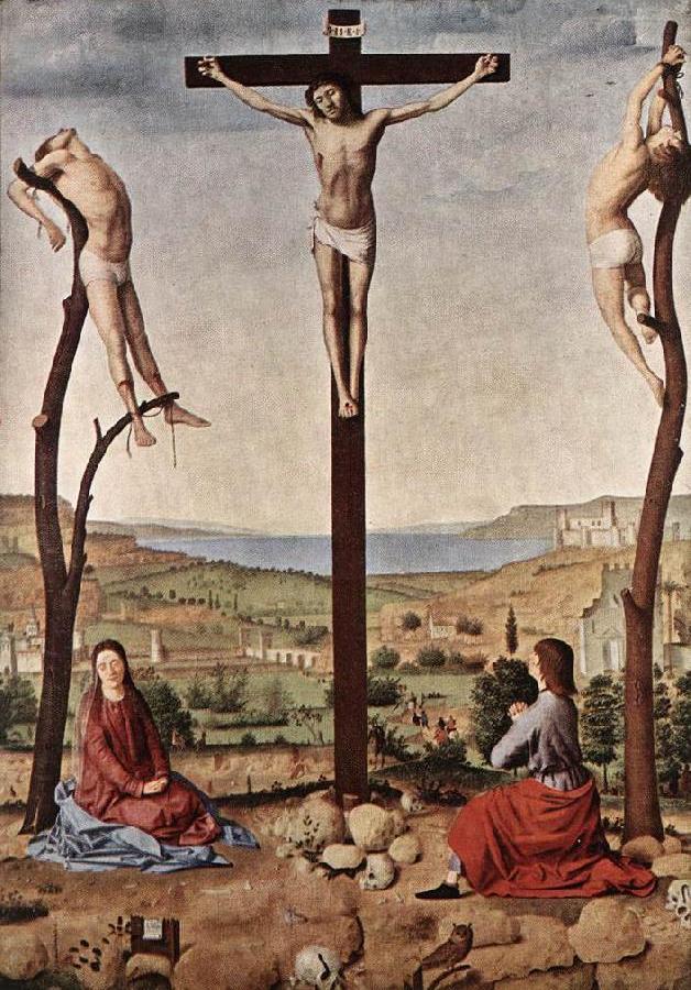Crucifixion dfgd