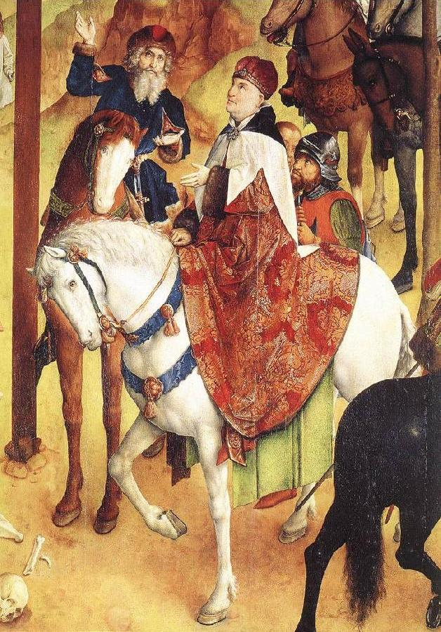 Calvary Triptych (detail)
