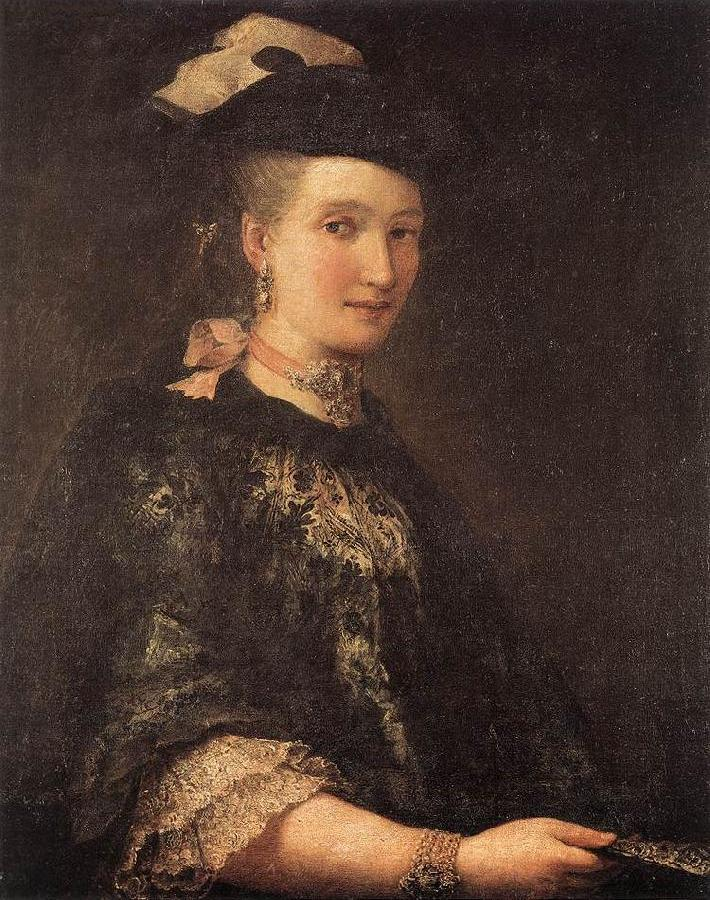 Portrait of a Lady d