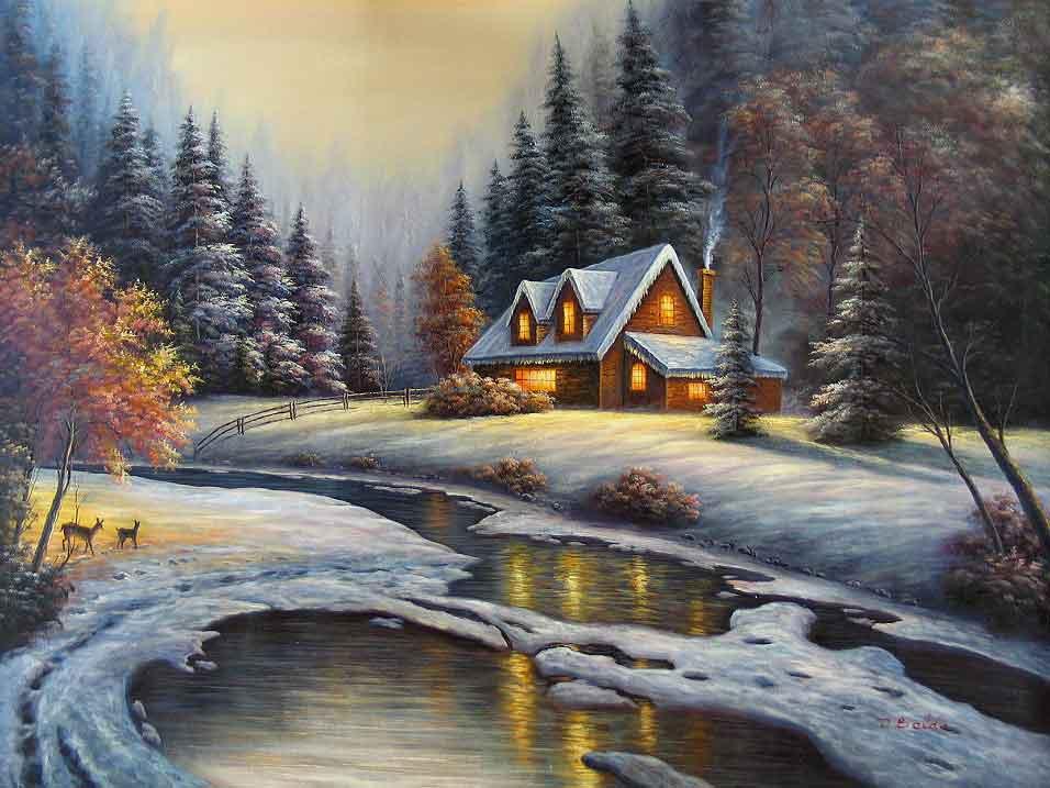 Creek Cottage