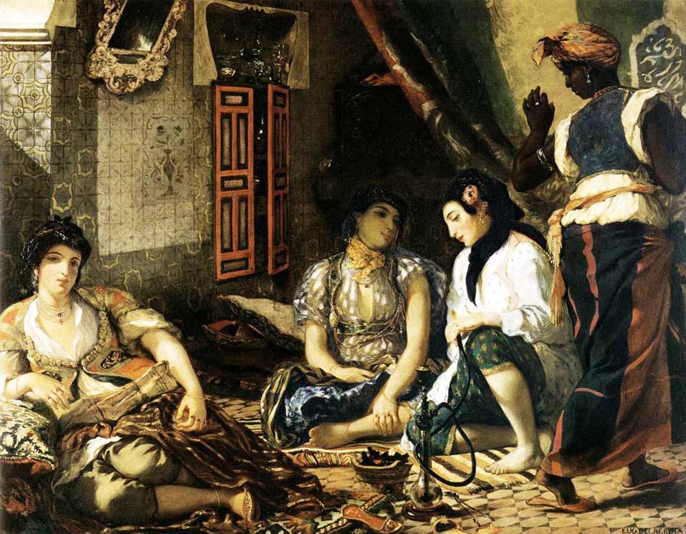 The Women of Algiers