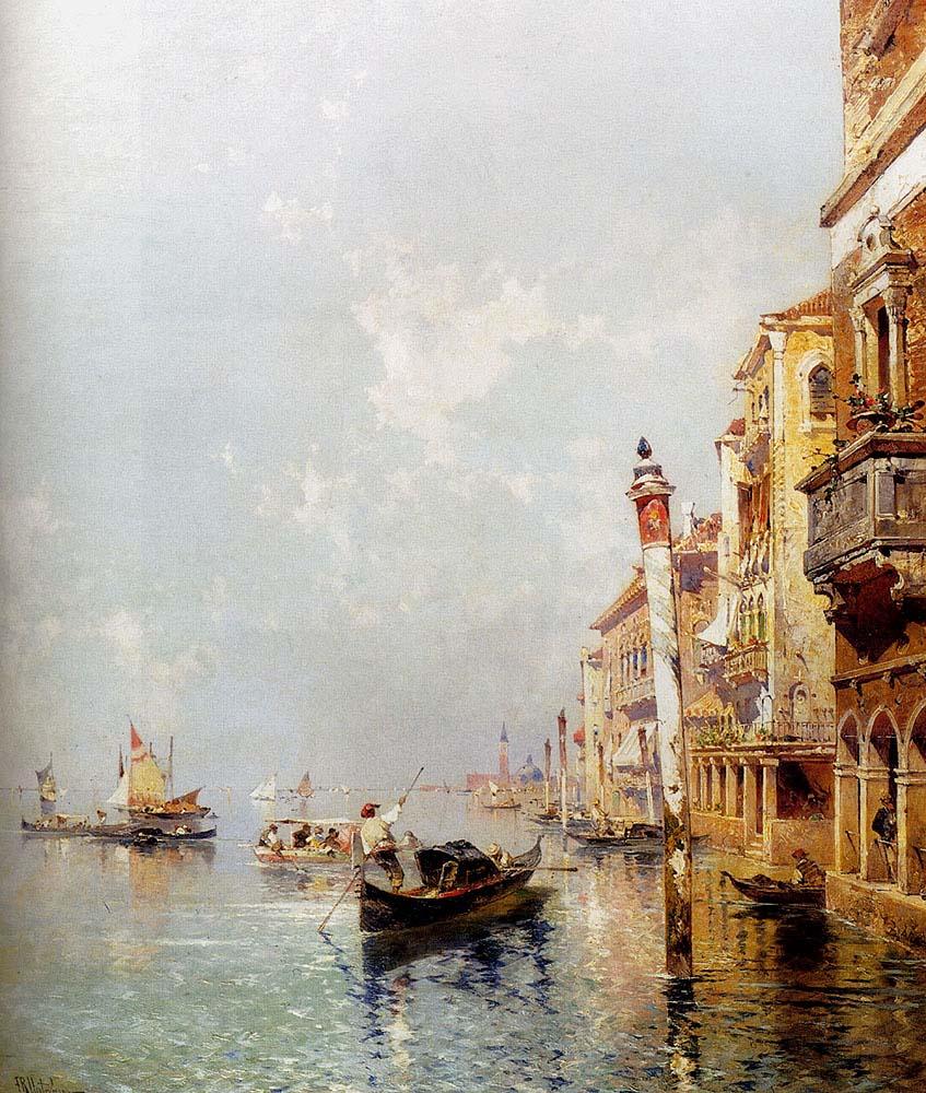 Canale Della Giudecca