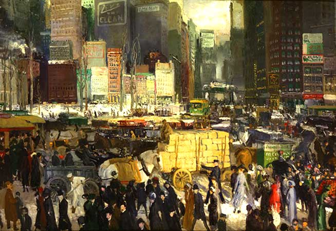New York 1911