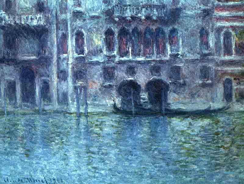 Palazzoda Mula at Venice